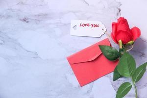 regalo para el dia de san valentin foto