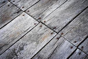 Grey old floor photo