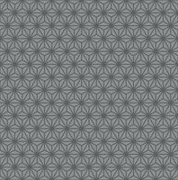 diseño de patrón de figuras geométricas en escala de grises vector