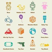 toy vector elements