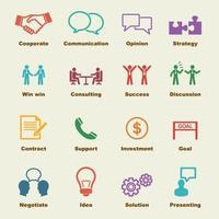negotiation vector elements