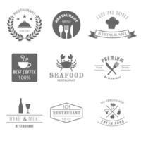 restaurante vector logo