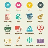 printing vector elements