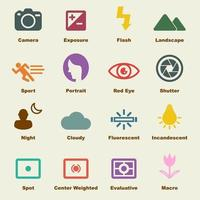 photography vector elements