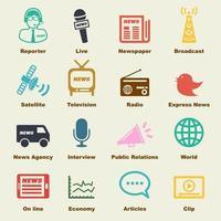 news vector elements