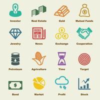 elementos de vector de inversión