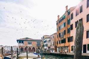 Venice, Italy 2017-Grand canal of Venice Italy photo