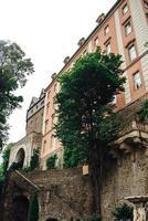 Swiebodzice, Poland 2017- Castle Ksiaz in Swiebodzice Poland photo