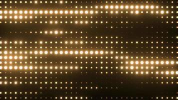 luzes piscando movimento gráfico fundo loop video