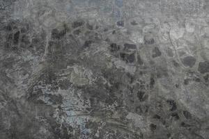 Dark cement background photo