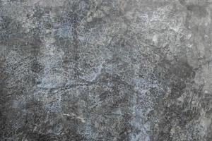 Rustic dark gray concrete photo