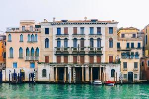 Venice, Italy 2017- Grand canal of Venice Italy photo