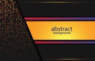 Modern background with glitter effect. Elegant modern background. Geometric vector background. Vector illustration EPS 10