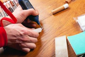 Flooring. parquet restoration