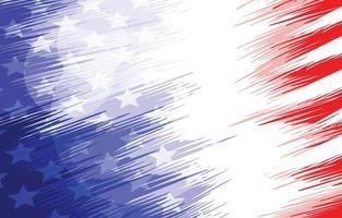 Happy Memorial Day background vector