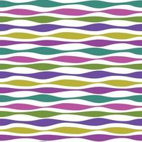 wavy lines striped vector background pattern