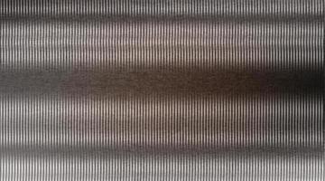 vector de fondo de acero oxidado, espacio libre para la entrada de texto.