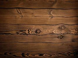 Burnt wood background photo
