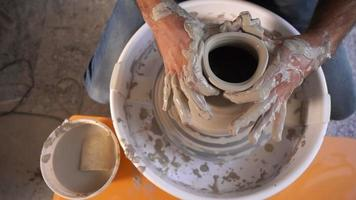 Pot Clay Decorative Art Workshop