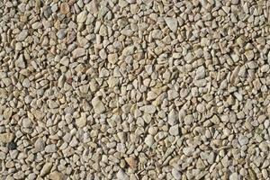 Muro de centro comercial piedras de granito con textura de fondo foto