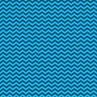 Patrón transparente de vector abstracto azul zig zag