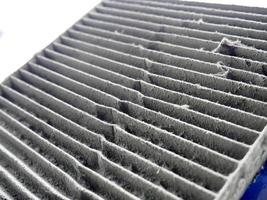 Dirty air-conditioning filters photo
