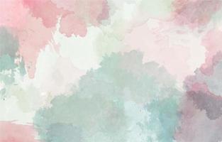 Abstract Joyful Watercolor Background vector