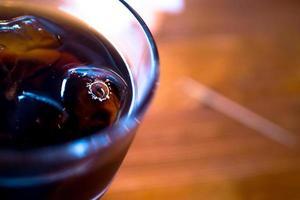 whisky y cola foto
