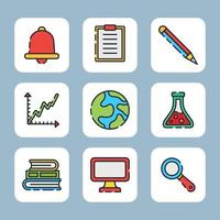 Science Laboratory Education vector