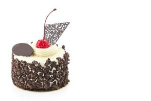 pasteles de la selva negra foto