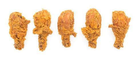 Fried chicken leg photo