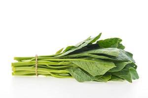 verduras de brócoli chino foto