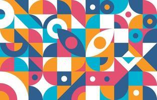 Geometric Shape Background vector