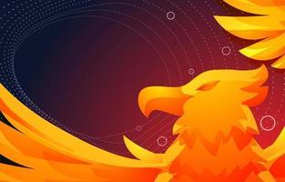 Pancasila Garuda Sakti Background vector