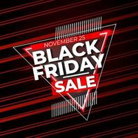 background vector illustration promo sale black friday