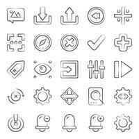 interfaz de usuario personalizar opciones vector