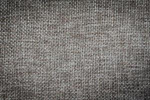 Gray and black fabric cotton canvas texture photo
