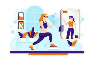 At Home Gym Design Concept