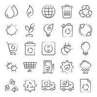 Basic Ecology and Environment vector