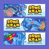 El divertido y único festival tradicional de Songkran.