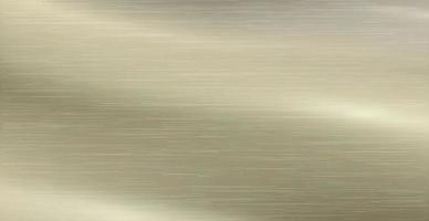 Background texture of light metal with golden highlights - Vector