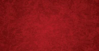 Red abstract textured grunge web background - Vector