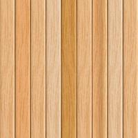 Wood Background in Realistic Design Style vector
