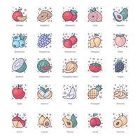 frutas de diferentes estaciones