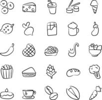Nutrition and Food vector
