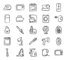 Electronic and Home Appliances vector
