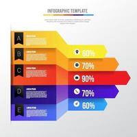 3D Infographic Element Template