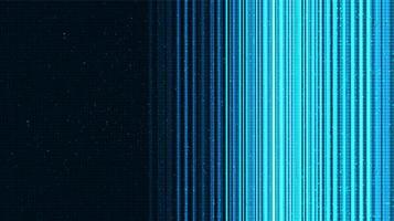 fondo de tecnología de luz de energía vector