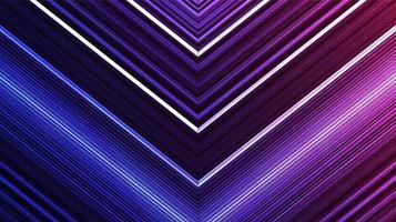 fondo de tecnología de luz de neón vector