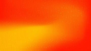 fondo de tecnología digital naranja vector